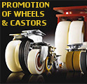 Promotion of Weels & Castors