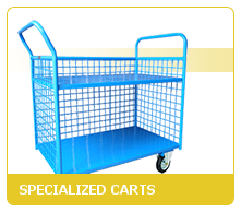 Specialized carts